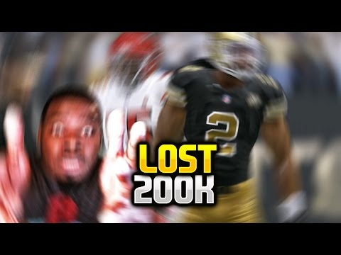 LOST 200K ON A CARD I CRIED Making Movez Madden 17 !!! - Madden NFL 17 Ultimate Team