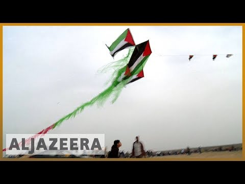 🇮🇱 🇵🇸 Israeli officials call for snipers to target Gaza's kite flyers | Al Jazeera English