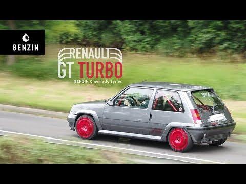 Renault 5 GT Turbo Swap Megane RS (R5) - Benzin Cinematic Series