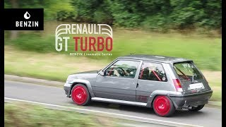 Renault 5 GT Turbo Swap Megane RS (R5) - Benzin Cinematic Series