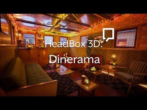 Virtual Venue Tour: Dinerama