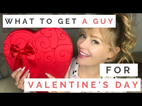 GIFT GUIDE: What To Get Your Boyfriend For Valentine's Day | Shallon Lester