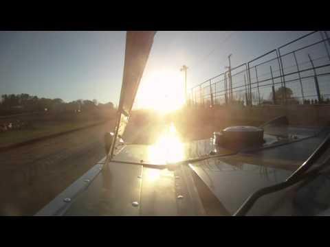 Logan Roberson 411 Motor Speedway Feature 2 27 16