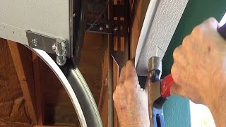 GARAGE DOOR SEAL | GARAGE DOOR SEAL SIDES | GARAGE DOOR SEAL INSTALLATION