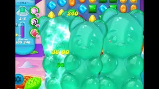 Candy Crush Soda Saga LEVEL 694 ★★★STARS( No booster )