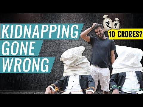 Kidnapping Gone Wrong | Chetan Lokhande