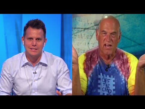Jesse Ventura Interview: Off The Grid, Predator, Wrestling & More