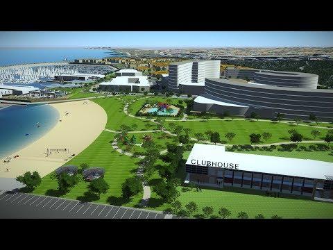 LandCorp | Ocean Reef Marina Refined Concept Plan