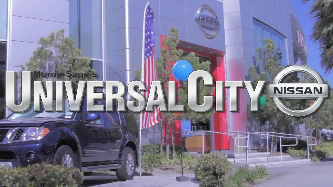 Universal City Nissan Testimonial Video (6/20/10) - YouTube