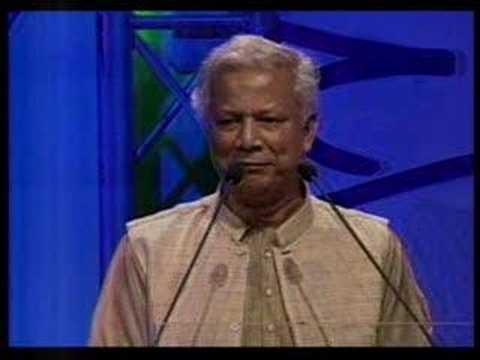 Muhammad Yunus en Caracas (1)