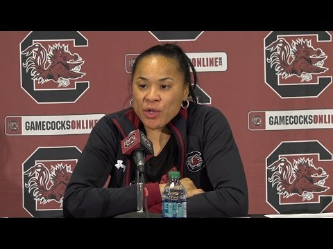 POST-GAME: Dawn Staley on Benedict — 11/6/16