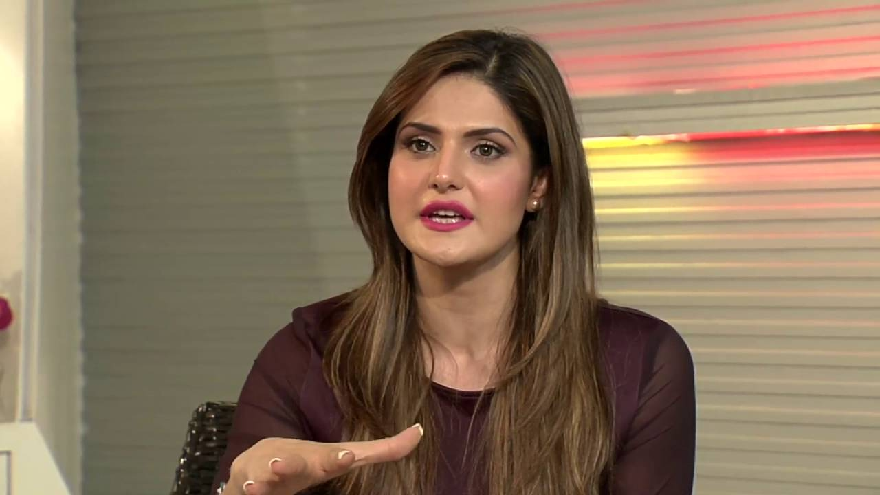 Image result for zarine khan interview