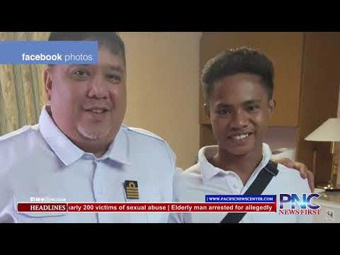 Indonesian teen rescued near Guam after 49 days of being lost at seaPNC News First