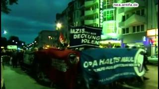 Nazis aus der Deckung holen! - Demo gegen Arnulf Priem (14.09.2012, Bln., Moabit)