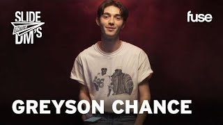 Greyson Chance Shows Us His DMs, Talks His