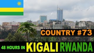 A Tourist guide to Kigali, the capital of Rwanda