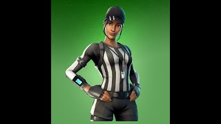 using whistle warrior skin in fortnite pls subscribe