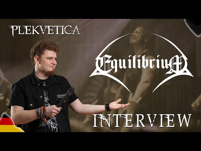 [ Interview ] Robse von Equilibrium ( 2018 ) | Epic Folk Metal