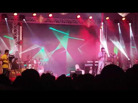Swararagam kuwait 2017 program vijay...