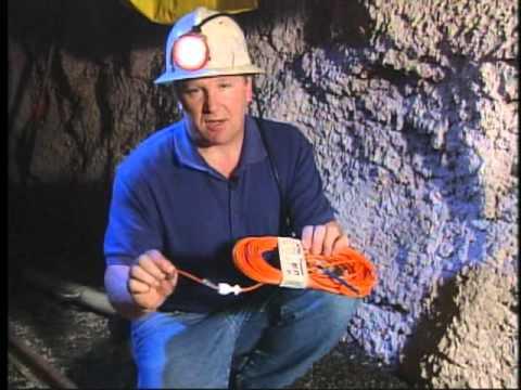 Handling Explosives In Underground Mines