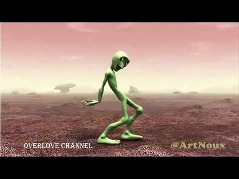 Alian dance | Dame tu cosita | funny dance