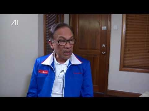 Anwar Ibrahim tidak layan 'serangan' Saiful Bukhari