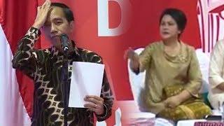 Iriana Kodein Jokowi Minta Segera Betulkan Rambutnya yang Berantakan! Sampai Pingin Betulkan Sendiri