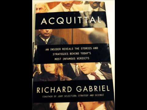 Justice For All Radio Show with Host Attorney George Yates & Guest Richard Gabriel