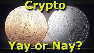 Crypto -  Fad, Scam or the Future of Currency?