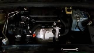 Claquement moteur 1.6 HDi