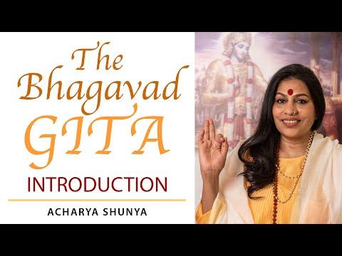 Introduction to Bhagavad Gita