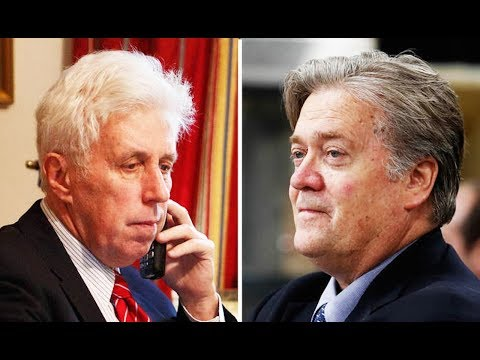Steve Bannon Called Fired Jeff Lord In Racist Solidarity
