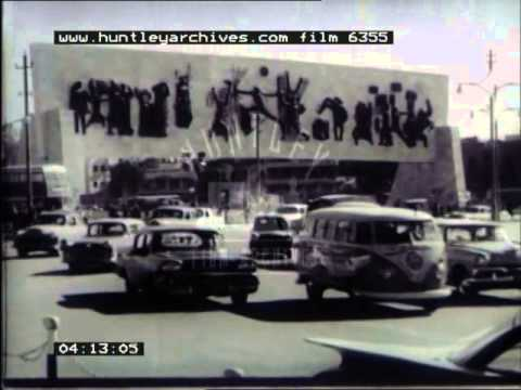 Violence In Iraq, 1960's - Film 6355