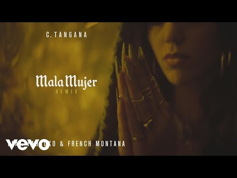 C. Tangana - Mala Mujer (Remix) ft. Farruko, French Montana (Audio)