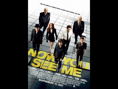 Now You See Me - På bio 10 juli - officiell trailer