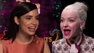 Descendants 2 Cast Try To Guess Which Celebs Are REALLY Related