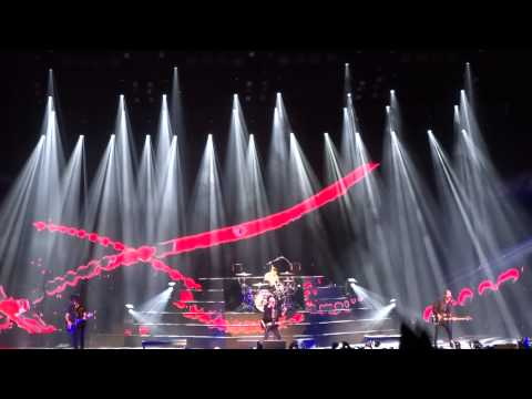 Fall Out Boy - Uma Thurman - Camden, NJ - 6-10-2015