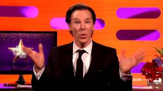 The Definitive Benedict Cumberbatch Supercut - The Graham Norton Show