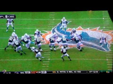 New York Jets vs Miami Dolphins highlights 2013-2014 season