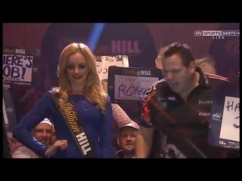 Walk On - Adrian Lewis | WC2017 Round 3