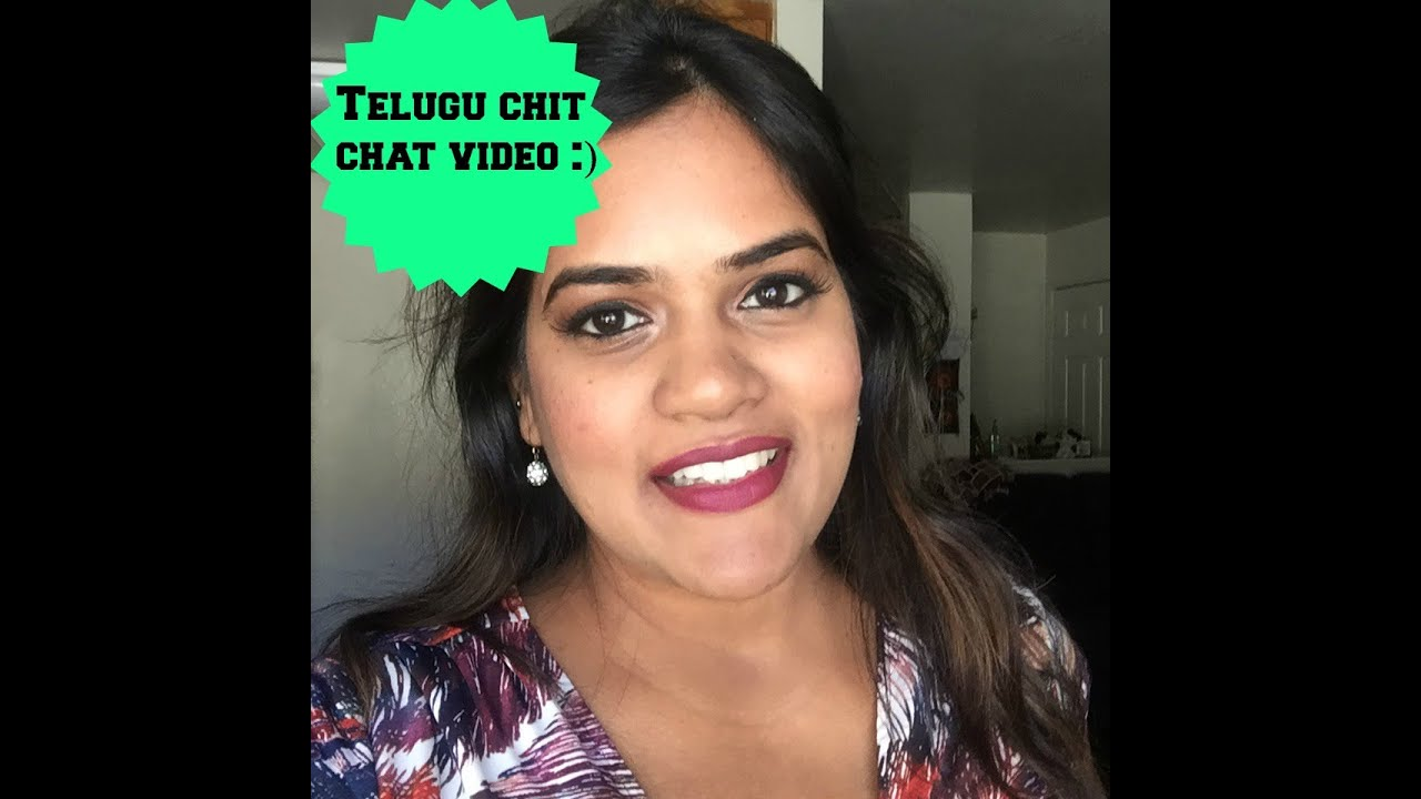 Indian youtuber - Telugu Chit Chat video | Desigal1010