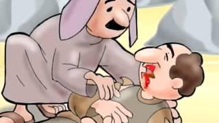 Parábolas De Jesús: El Buen Samaritano.