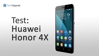 Huawei Honor 4X | Test deutsch
