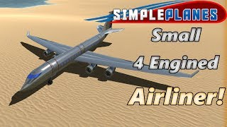 Building An AIRLINER!? - Simple Planes (Build)