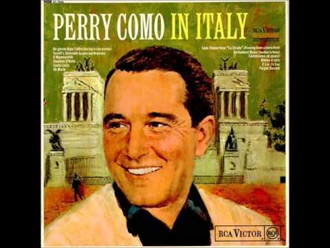 Perry Como - Santa Lucia