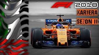 F1 2018 KARIERA [LIVE]   Sezon 2 - FINAŁ   GP Abu Dhabi