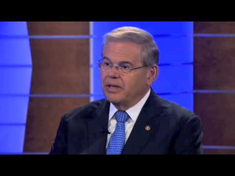 Bob Menendez Says Secret Service Offices Who Solicited Prositues Should Be Fired
