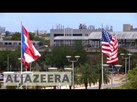 Puerto Ricans vote on US statehood