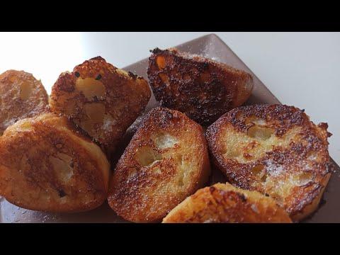 recette-pain-perdu-très-facile- -عندك-خبز-بايت-ميضيعش-أجي-نوريك-ماديري-بيه