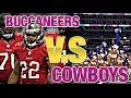 Madden 25 Next Gen Gameplay Road to Top 100 Blockaneers vs Cowboys